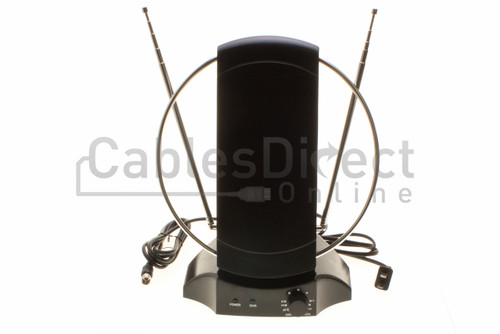 HDTV Indoor Antenna With Amplifier