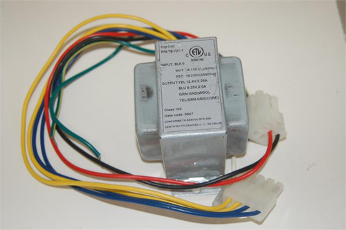 6000-515 Sundance Spas Power Transformer, 240-12 VAC, For 850, 800 Systems