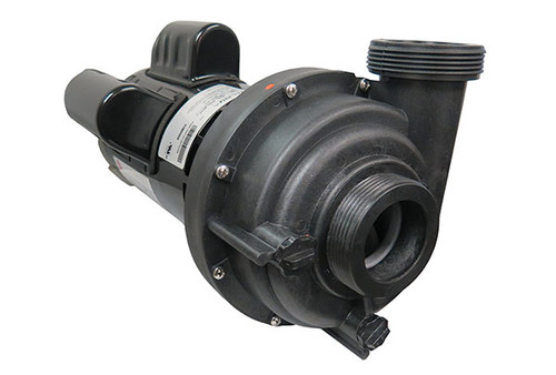 6500-343 formerly 6500-094, 6500-347 Sundance Spas, Jacuzzi Spas Pump, 240 Volt, 2 Speed, 2.5 HP