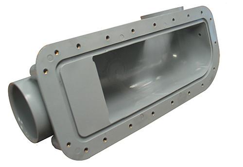 6560-040 Sundance Spas High Flow Heater Manifold