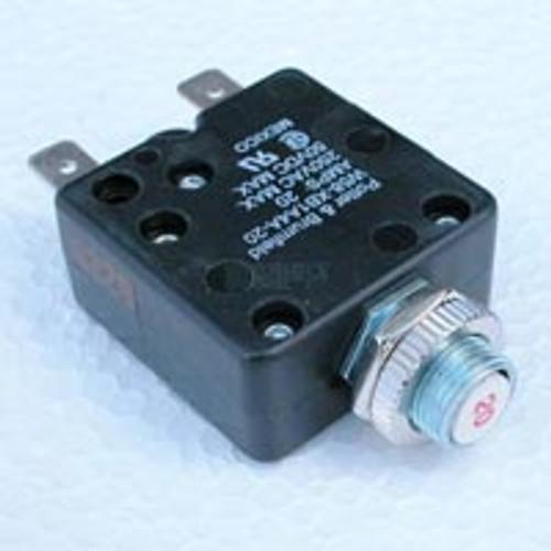 6560-885 Sundance Spas Standard Breaker, 20 Amp, 602-605 Systems