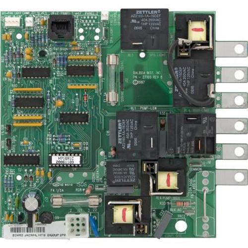 2000-601 Jacuzzi, Balboa PCB Circuit Board