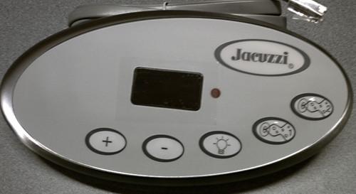 2600-322 Jacuzzi Control Panel, 2-Pump