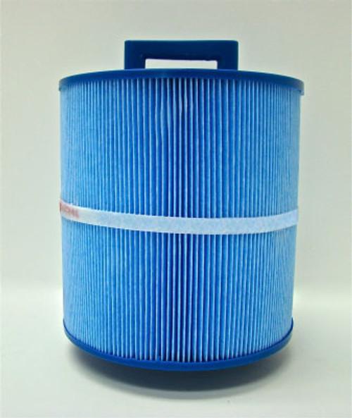 "Spa Filter Baleen: AK-0418M, OEM: X268060, Pleatco: PMA40-F2M-M, Filbur: FC-0418M, Diameter: 7"", Length: 7-1/4"""
