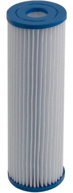 "Spa Filter Baleen: AK-1004, OEM: Media Max, Pleatco: N/A , Unicel: C-2306 , Filbur: FC-3062, Diameter: 2-3/4"", Length: 9-3/4"""