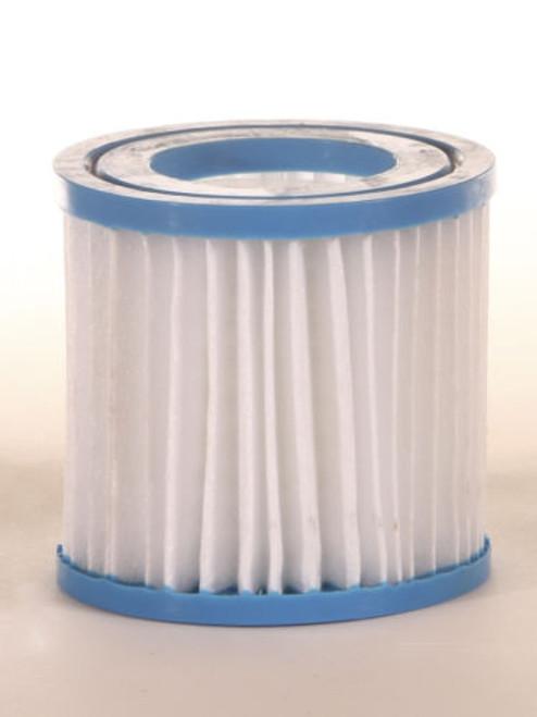 """Spa Filter Baleen: AK-20031, OEM: N/A, Pleatco: N/A , Unicel: C-3303 , Filbur: N/A, Diameter: 3-1/8"""", Length: 3-11/16"""""""