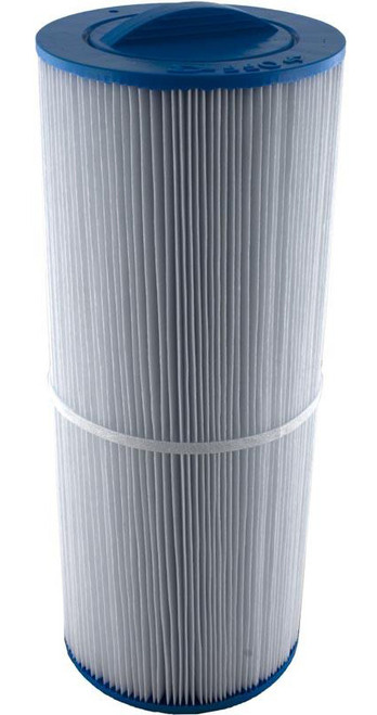 "Spa Filter Baleen: AK-5013, OEM: N/A, Pleatco: PTL50W-SH , Unicel: C-6603 , Filbur: FC-3088, Diameter: 6"", Length: 14-3/4"""