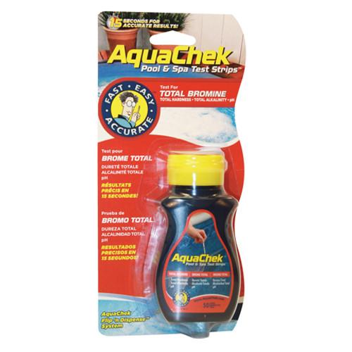 AquaChek Red - Bromine 50 count