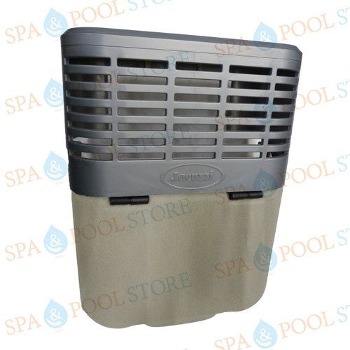 9802-736 J-LX®/J-LXL® Series Skimmer Shield in Opal Color