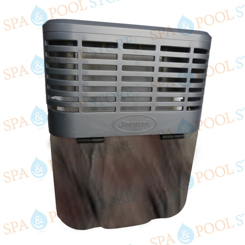 9802-760 J-LX®/J-LXL® Series Skimmer Shield in Monaco Color