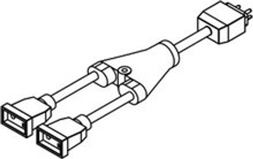 "6473-556 Cord: 120V ""Y"" UV/Ozone Unit"