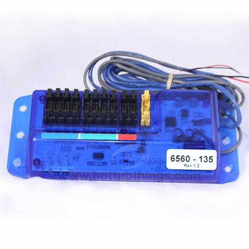 6560-135 No Zone 10 Light Controller Unit