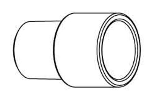 """6000-412 Pipe Extender 0.05"""" PVC"""