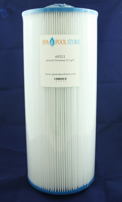 "60521 Jacuzzi Hot Tubs Filter Cartridge, 2002+ Diameter: 6-3/4"", Length: 15-1/2"""