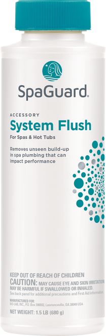 SpaGuard System Flush 1.5lb - LOWEST PRICE