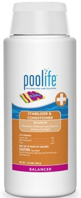 Poolife Stabilizer & Conditioner 1.75lbs