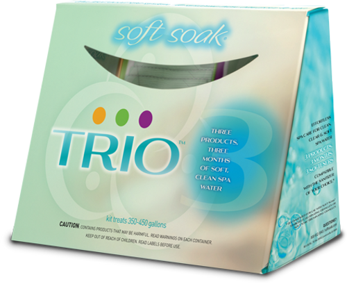SpaGuard Soft Soak Trio Spa Kit - LOWEST PRICE