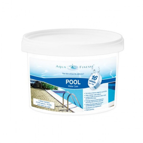 AquaFinesse Pool Tablets 16 Tab Pail