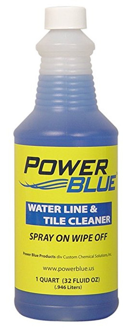 Jack's Magic Power Blue Water Line & Tile Cleaner (1 qt)