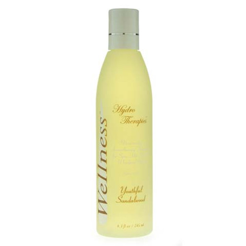 Wellness Youthful Sandalwood 8oz.