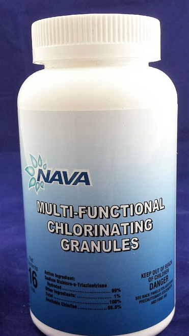 NAVA Multi-Functional Chlorinating Granules