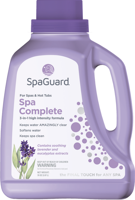 Spa Guard Spa Complete 72oz.