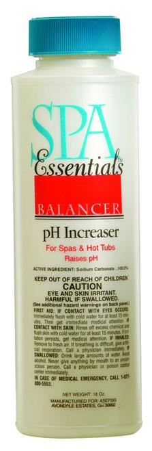 Spa Essentials pH Increaser 18 oz $3.99 - LOWEST PRICING