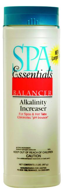 Spa Essentials Alkalinity Increaser 2 lbs $6.99 - LOWEST PRICING