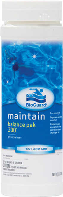 BioGuard 23362BIO Balance Pak 200