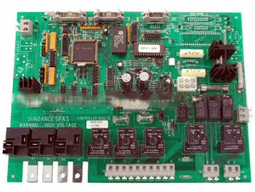 6600-017 Sundance Spas Circuit Board 1995-1996 with Permaclear