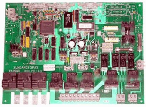 6600-018 Sundance Spas Circuit Board, 1995-1997 without PermaClear