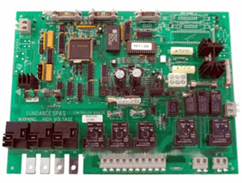 6600-730 formerly 6600-028 Sundance Spas Circuit Board with permaclear 1997-2005