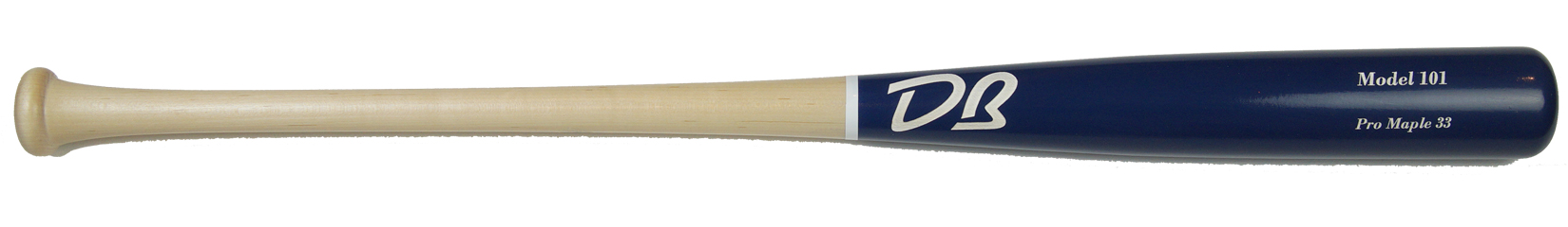 Model 101 Bat Picture on Homepage