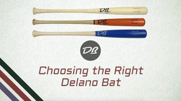 Founder Peter Kruse Explains Choosing the Right Bat