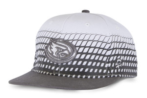 Iowa State Hip Hop Flat Bill cap - Saydel