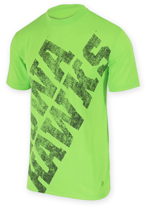 Iowa Hawkeyes Green T-Shirt - Alexis