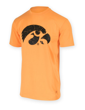 Iowa Hawkeyes Orange T-Shirt - Alexis