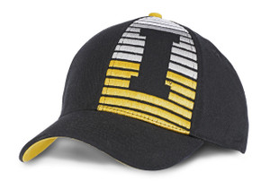 Iowa Hawkeyes Men's Black & Gold Cap - Bennett