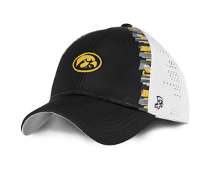 Iowa Hawkeyes Black and Gold Toddler Hat - Cohen