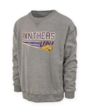 UNI Panthers Heather Grey Sweatshirt - Levi