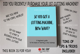 So you got a cutting machine, now what? How to start a cutting machine business - silhouette - cricut