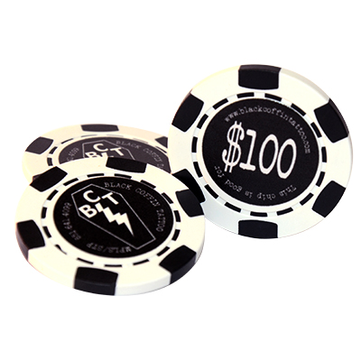 Custom Marketing Poker Chips