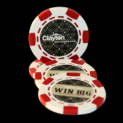 Casino Night Poker Chips