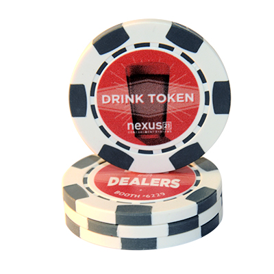 Food and Drink Tokens