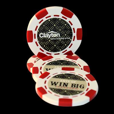 Casino Night Poker Chips