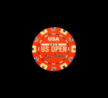 Ceramic Custom Poker Chips- 39mm