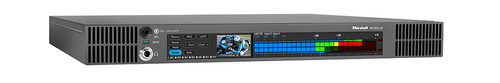 Marshall Multi-Channel Digital Audio Monitor with Built-In Live Video Preview Confidence Screen