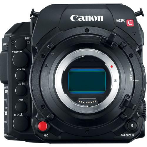 Canon EOS C700 Full-Frame Cinema Camera (Cinema Locking EF-Mount)