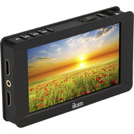 "ikan Delta 5"" On-Camera 4K HDMI Monitor with 3D LUT Support"