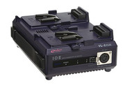 IDX VL-2PLUS 2-Channel Sequential Quick Charger